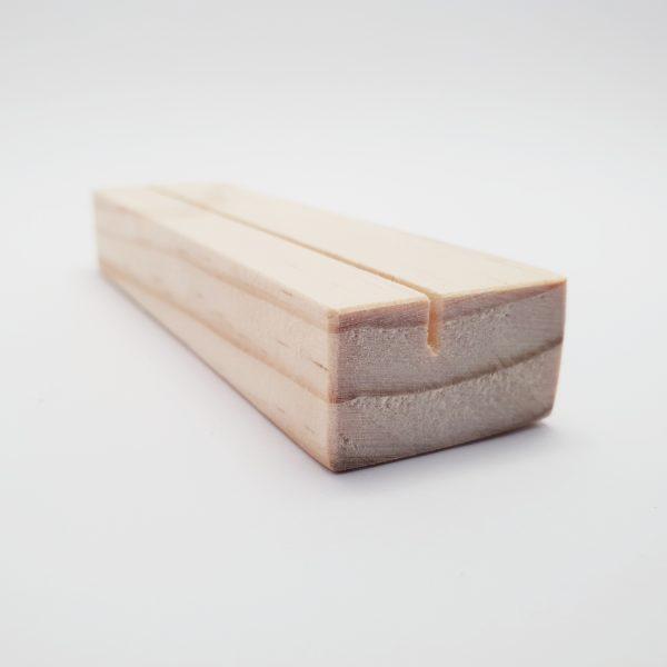 Wood Block Holder - Only Little