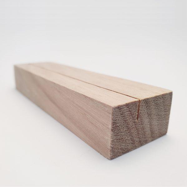 Only Little Tasmanian Oak Wooden Card Holder
