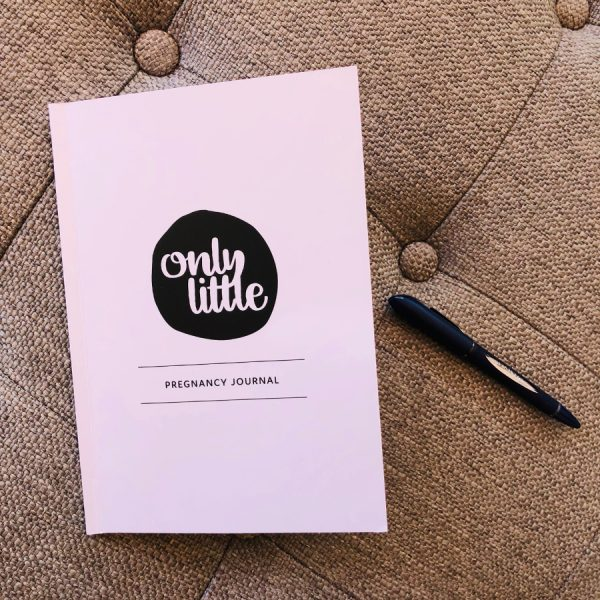 Only Little Pregnancy Journal